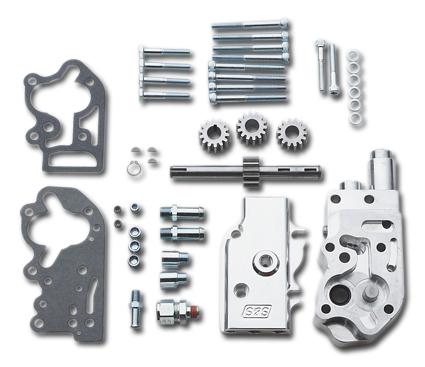 S&S Cycle S&S Billet Aluminum Oil Pump  - 45-827