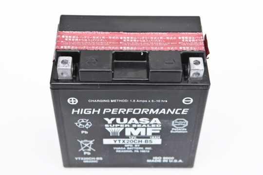 Yuasa Yuasa YTX20CH-BS Batterie  - 46-07-010