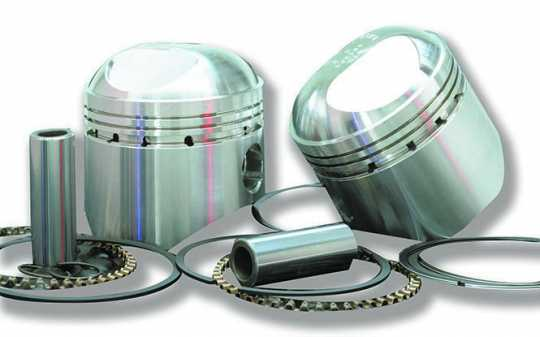 Wiseco Wiseco Forged Piston Kit 9.5:1 +035  - 47-021