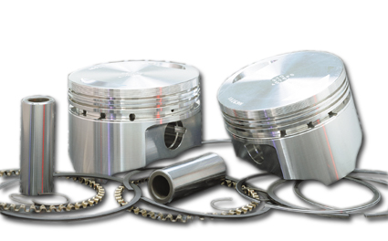 Wiseco Wiseco Forged Piston Kit 8.5:1 +.020  - 47-094