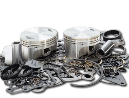 "Wiseco Forged Piston Kit 95"" 9:1 +010"