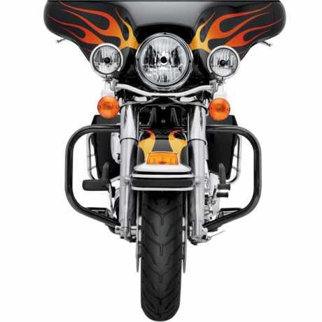 Harley-Davidson Motorschutzbügel schwarz  - 49050-09A