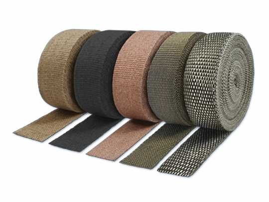 Thermo-Tec Exhaust Wrap  - 50-0315V