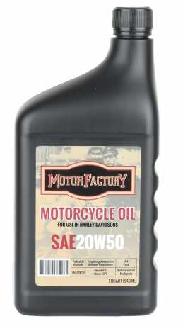 Motor Factory Motor Factory SAE 20W50 Engine Oil  - 50-0373