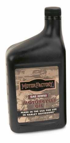 Motor Factory Motor Factory SAE 20W50 Motoröl  - 50-0373