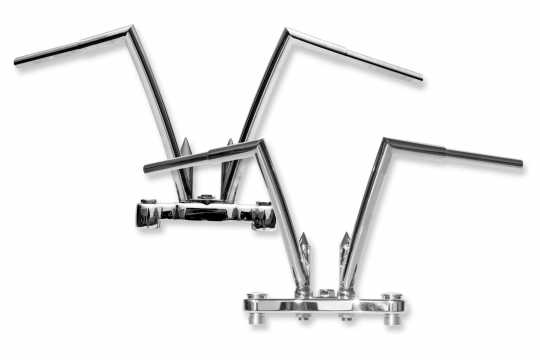 Handlebar Flip chrome