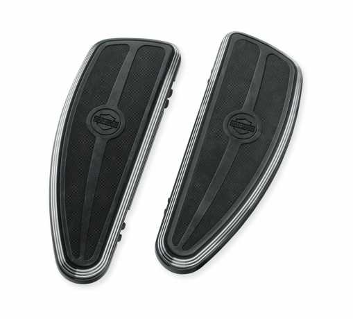 Harley-Davidson The Burst Collection Footboard Kit (Rider)  - 50500244A