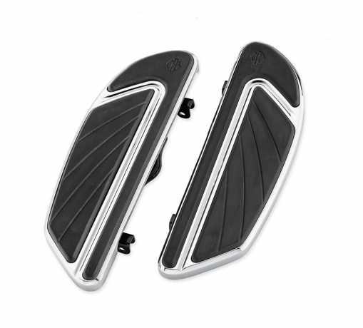 Harley-Davidson Airflow Fahrer Trittbretter  - 50500436