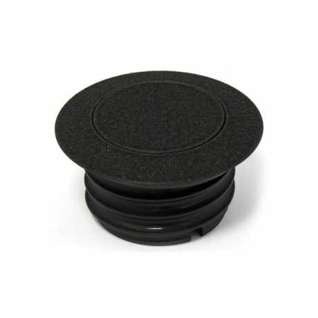 Motorcycle Storehouse MCS Pop-Up Gas cap,vented Black  - 505036