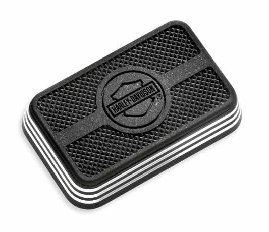 Harley-Davidson Burst Collection Brake Pedal Pad - Small  - 50600140