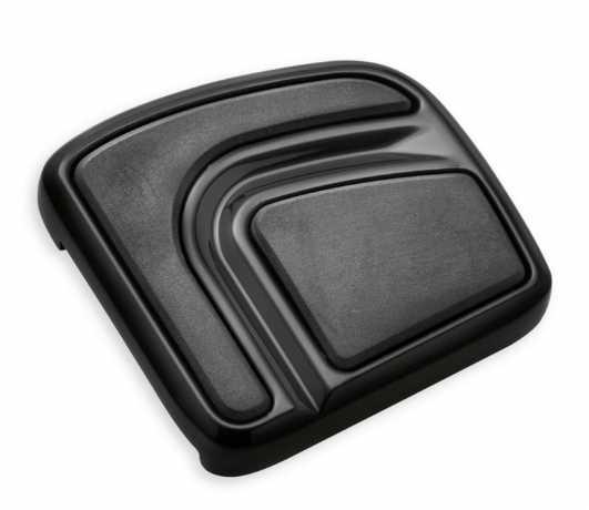 Harley-Davidson Airflow Brake Pedal Pad small, black  - 50600232