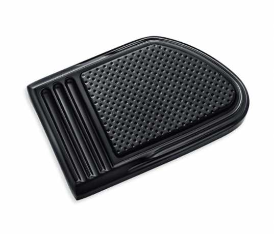 Defiance Brake Pedal Pad - Large black