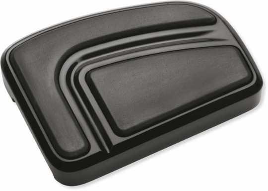 Harley-Davidson Airflow Bremspedal Pad groß schwarz  - 50600338