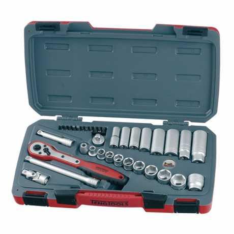 """Teng Tools Teng Tools 3/8"""" Steckschlüsselsatz US  - 514102"""