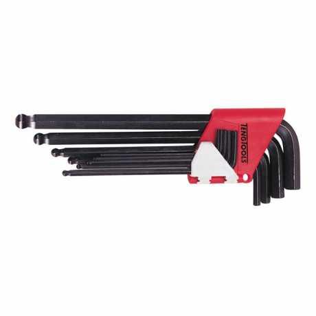 Teng Tools Teng Tools Ball-End Allen/Hex Wrench Set 9-pieces  - 514213