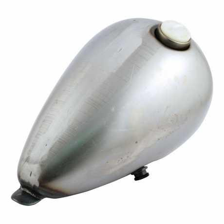 Motorcycle Storehouse Gas Tank Rebel 2.2 Gallon, Single Gas Cap  - 516488