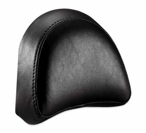 Harley-Davidson Passenger Backrest Pad smooth look  - 51782-07