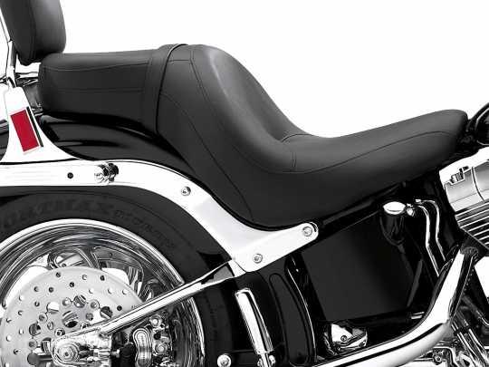 """Harley-Davidson Tiefer Sundowner Schalensitz 15.5"""" glatt  - 52000011"""