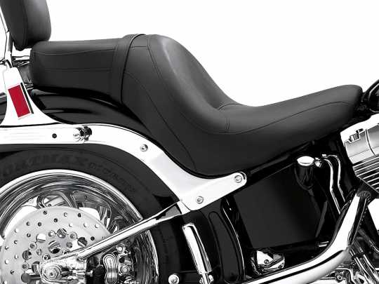 "Harley-Davidson Sundowner Deep Bucket Seat 15.5"" smooth  - 52000011"