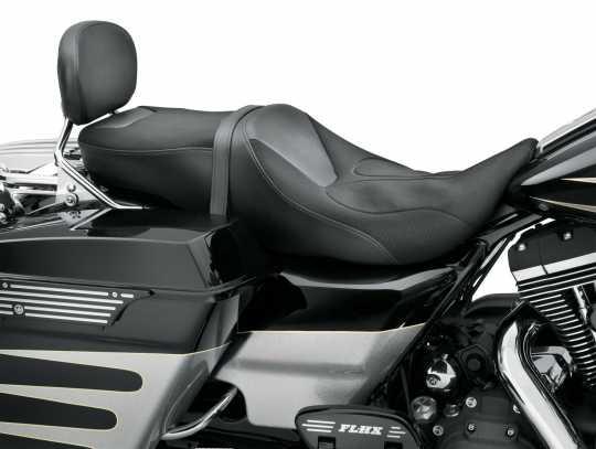 """Harley-Davidson Road Zeppelin Sitz mit einstellbaren Luftpolstern 15.5""""  - 52000152"""
