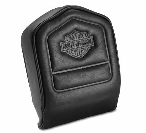 Harley-Davidson Backrest Pad Embossed Bar & Shield  - 52412-79A