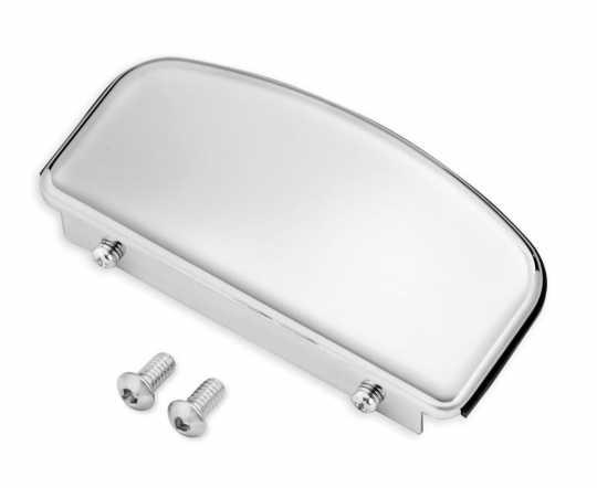Harley-Davidson Rückenpolsterträger für Mini Sissy Bar Bügel chrom  - 52527-01