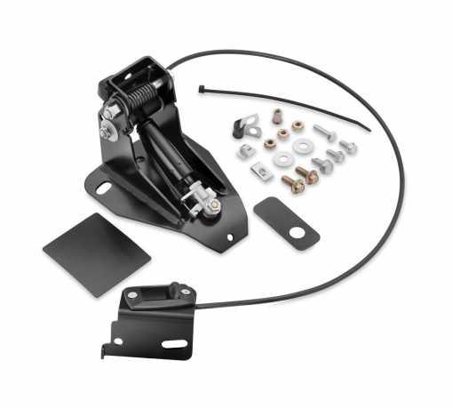 Harley-Davidson Montagekit für einstellbare Fahrerrückenlehne  - 52593-09A