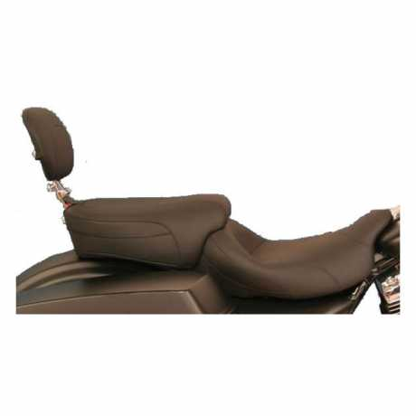 "Mustang Mustang Passenger Seat & backrest 13.5"", brown  - 537069"