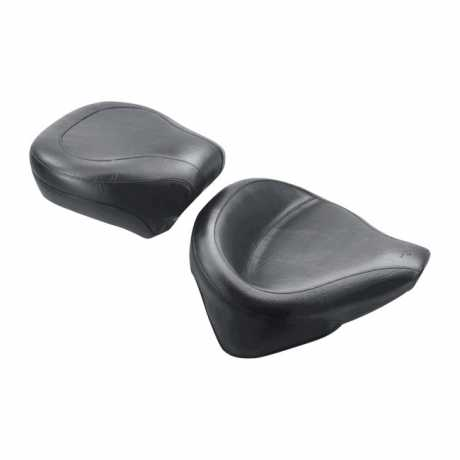 "Mustang Mustang Wide Vintage Solo Seat 17.5"", black  - 537250"