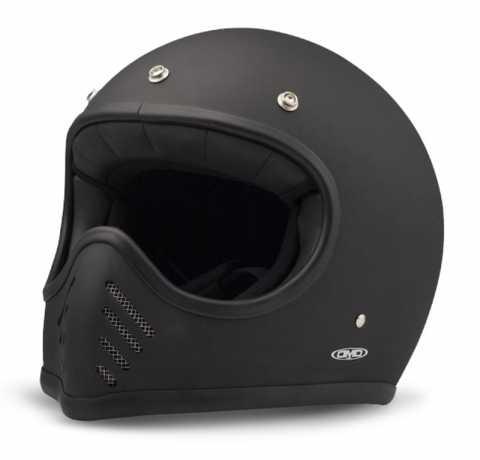 DMD DMD Seventy Five Full Face Helmet Matte Black ECE  - 539313V