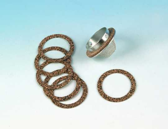 Motor Factory Gaskets Oil strainer, Micropore 10)  - 54-126