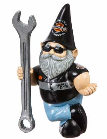 H-D Motorclothes Harley-Davidson Male Mechanic Gnome 21cm  - 544902D