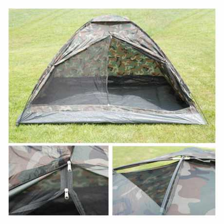 Motorcycle Storehouse Fostex Tent, Camouflage  - 545145V