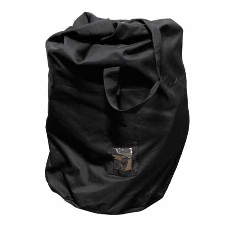 Motorcycle Storehouse Fostex Army Duffle Bag Seesack schwarz  - 545236
