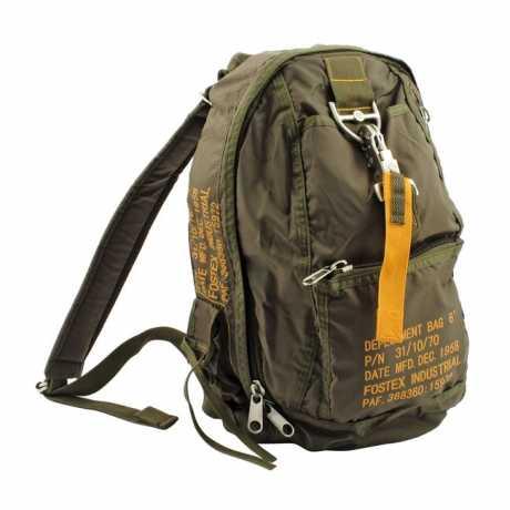 Motorcycle Storehouse Fostex Deployment Bag #6 green  - 545329