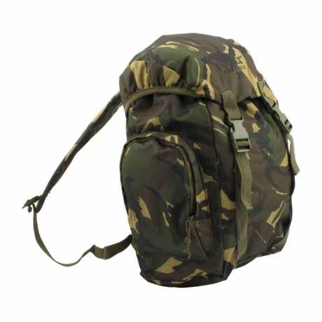Motorcycle Storehouse Fostex Backpack Camo green  - 545331