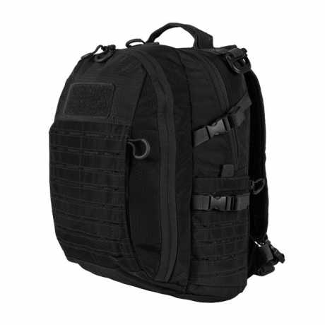 Motorcycle Storehouse Hexagon GB0304 Backpack Black  - 545545