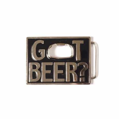 Motorcycle Storehouse MCS Belt Buckle  Beer wth Bottle Opener  - 545633