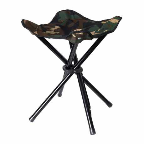Motorcycle Storehouse Camping-Stuhl Collapsible 4-Legs  - 545672