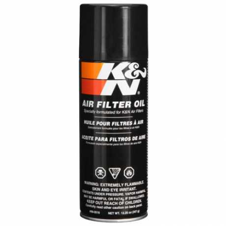 K&N K&N Filter Oil  aerosol can 355 ml  - 55-61973