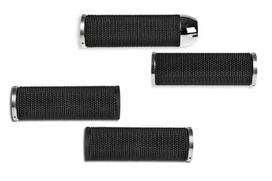 Thunderbike Grip-Set Base Rubber  - 55-77-010V