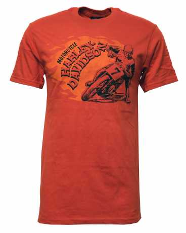 H-D Motorclothes Harley-Davidson T-Shirt Forever Geared Up orange  - 5504-HK3Y