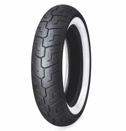 Dunlop Dunlop D401 Rear Tire 150/80B16 Wide Whitewall  - 55192-10