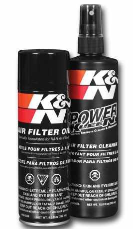 K&N K&N Luftfilter Care-Kit mit Spraydose  - 55-61123