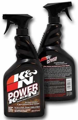 K&N K&N Power KleeN Filter Cleaner, 32 oz  - 55-61982