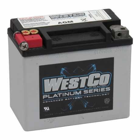 WestCo Westco AGM 12V Battery 10Ah 180 CCA  - 558018