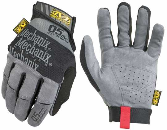 Mechanix Wear Mechanix 0,5 mm High Dexterity Gloves Grey/Black  - 558760V