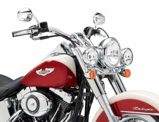 Harley-Davidson H-D Original Lenker Poliert  - 55901-05