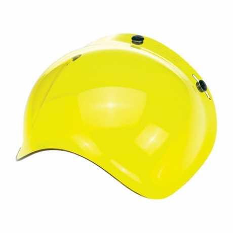Biltwell Biltwell Bubble Shield yellow - 559483