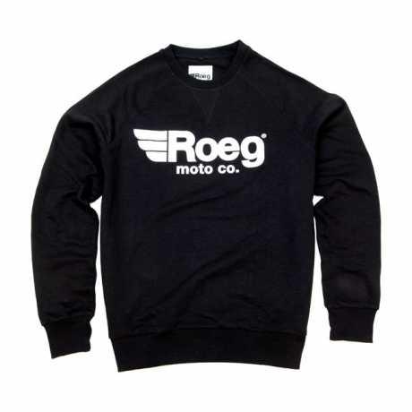 Roeg Roeg Shawn Sweatshirt black  - 565732V